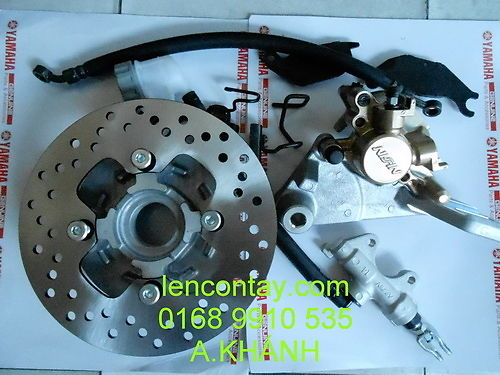 EXCITER Nang cap may len full 135cc 150cc 175cc 200cc lam may tu do va noi do cho exciter - 11