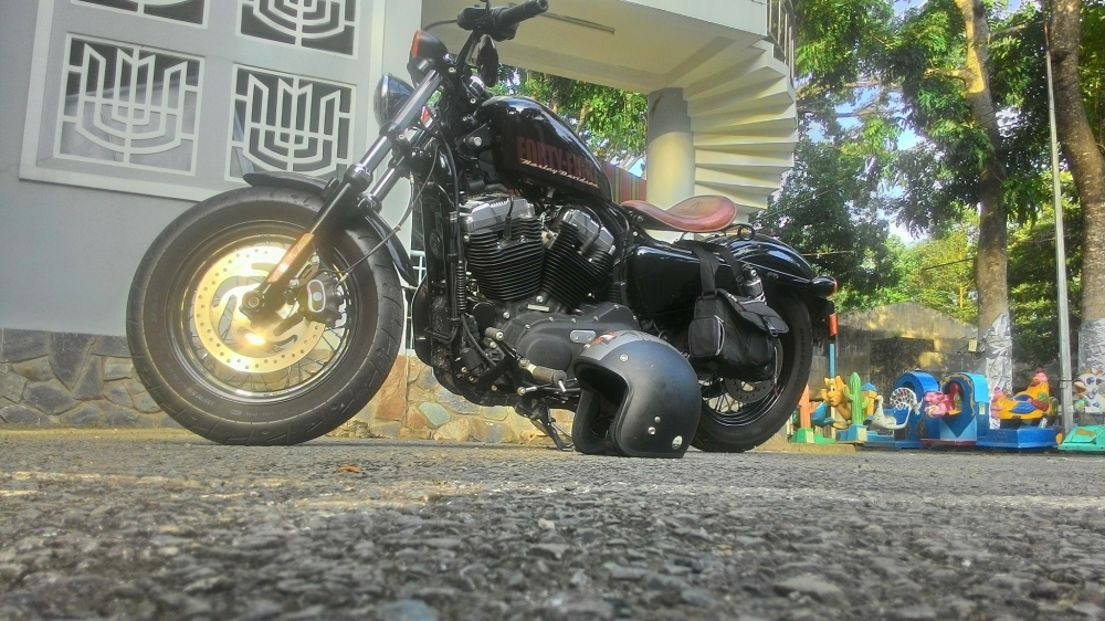 Harley Davidson FortyEight ABS 2015 - 4