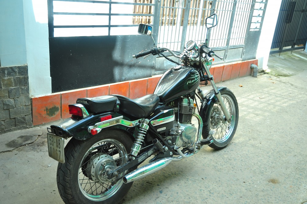 HCM Can ban Honda Rebel 250 HQCN 2009 - 2