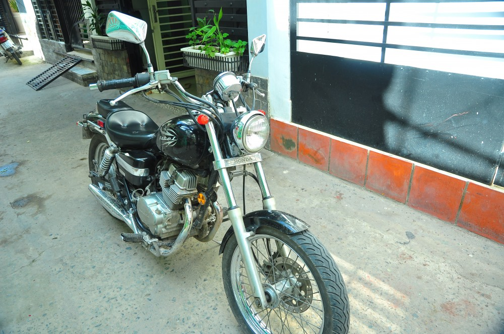 HCM Can ban Honda Rebel 250 HQCN 2009 - 4