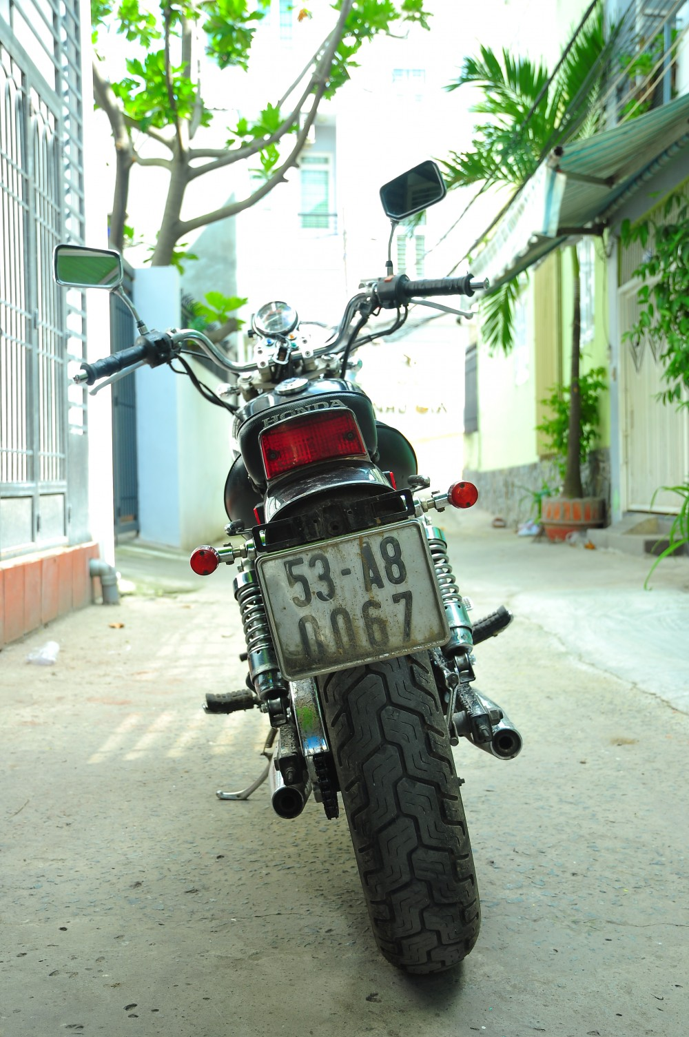 HCM Can ban Honda Rebel 250 HQCN 2009