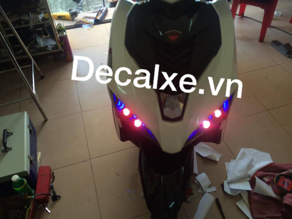Den led audi xe may - 5
