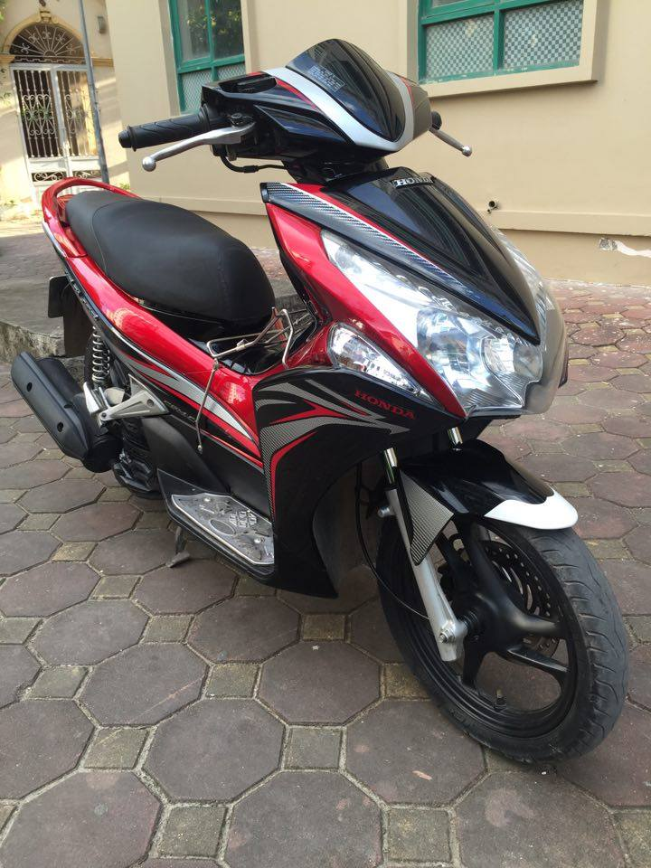 Rao ban Airblade Fi 2011 do den sport bien 295 so chinh chu gia dinh it dung 25tr800