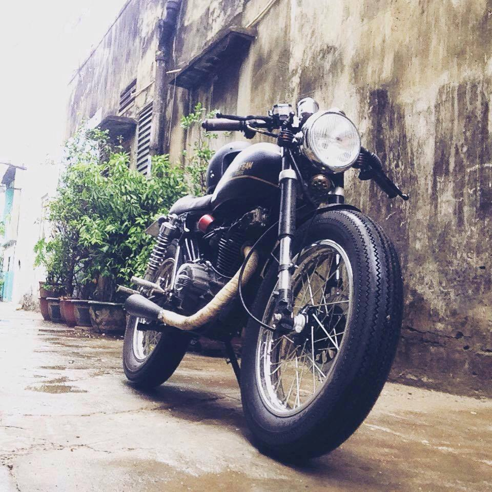 sym wolf do cafe racer chat lu giay to day du co hinh - 2