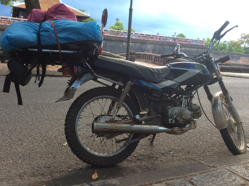 Traveller Motorbike Honda Win For Sale - 2