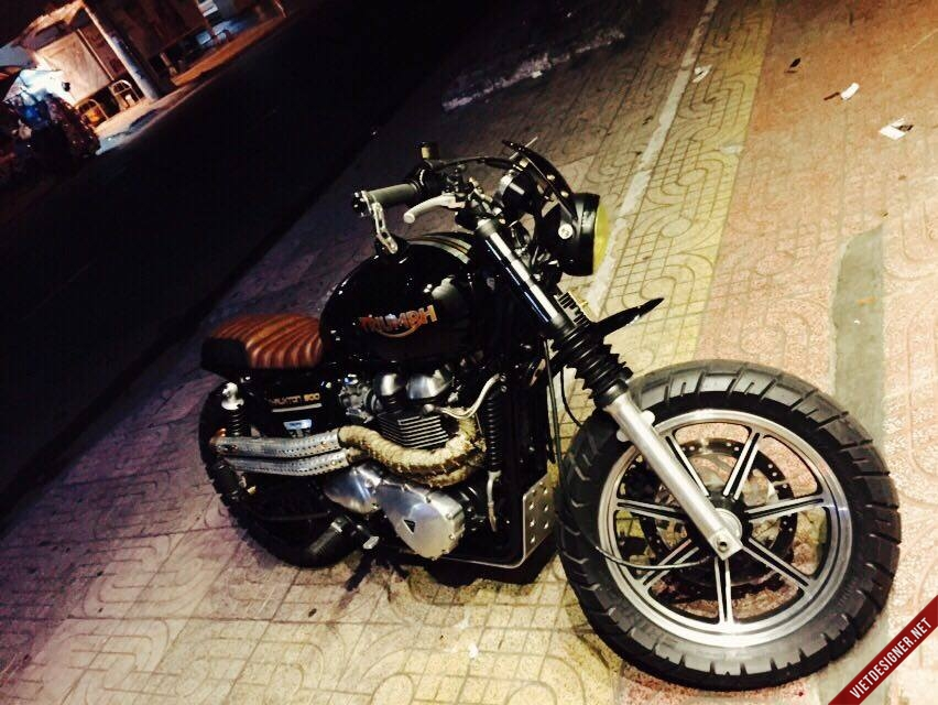 Triumph do Scramler cuc chat