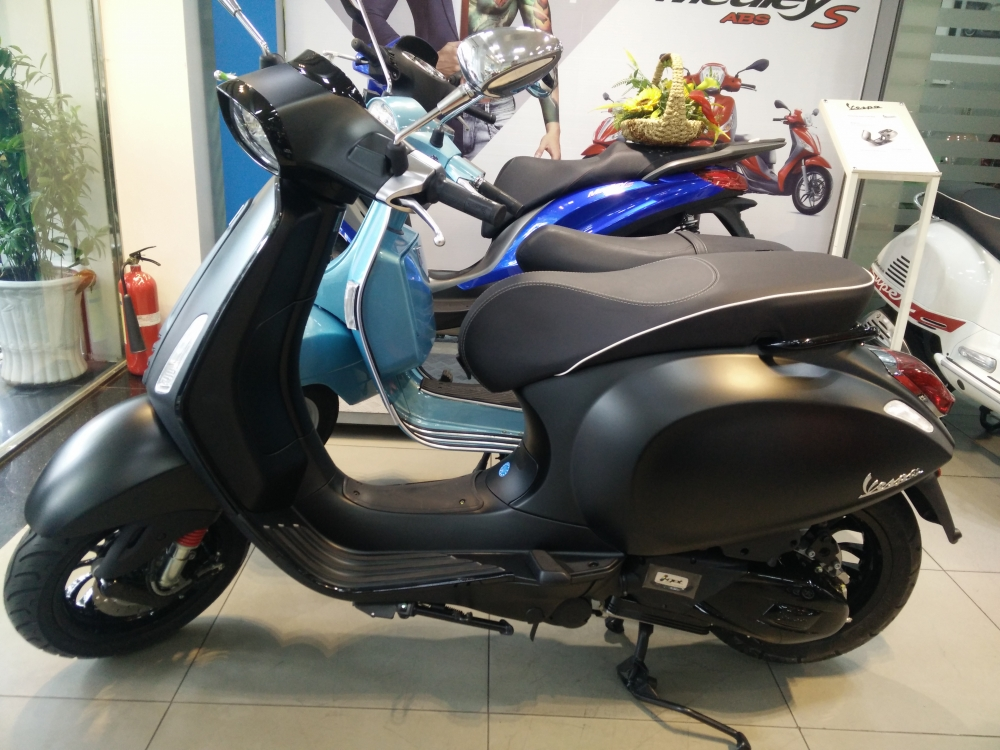 VESPA Sprint ABS chinh hang gia re nhat SG - 6
