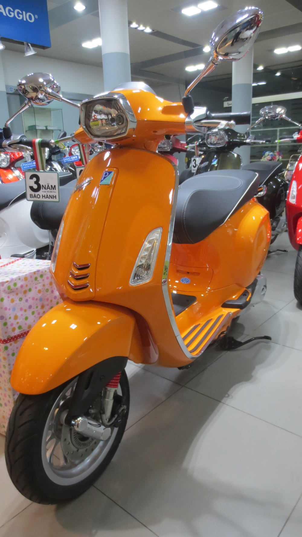 VESPA Sprint ABS chinh hang gia re nhat SG - 7