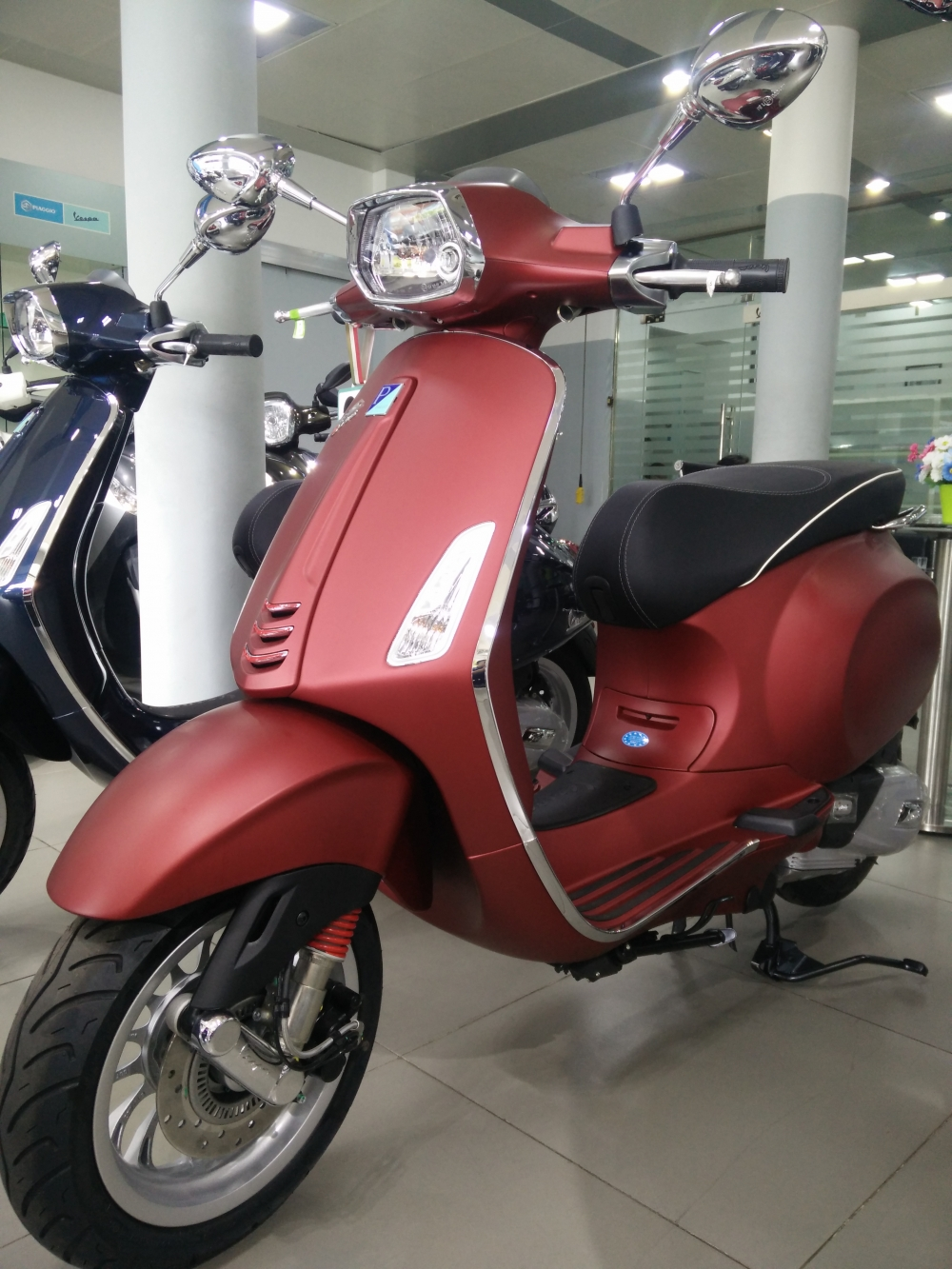 VESPA Sprint ABS chinh hang gia re nhat SG - 11