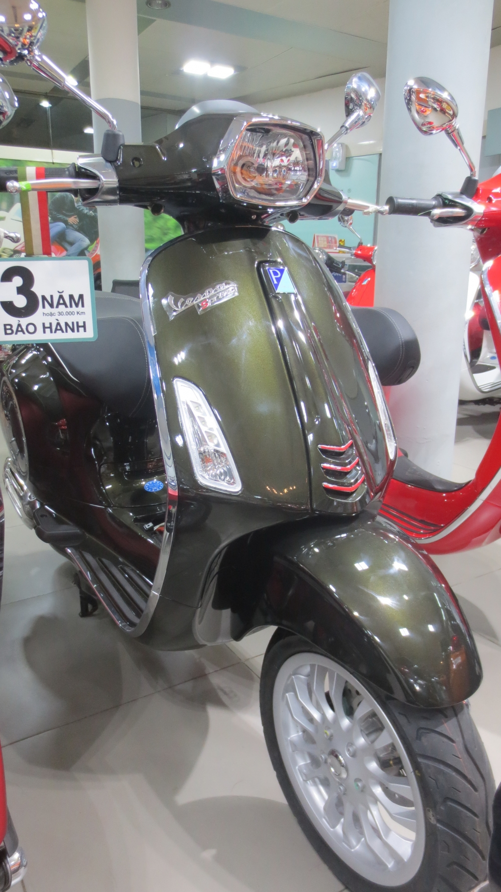 VESPA Sprint ABS chinh hang gia re nhat SG - 9