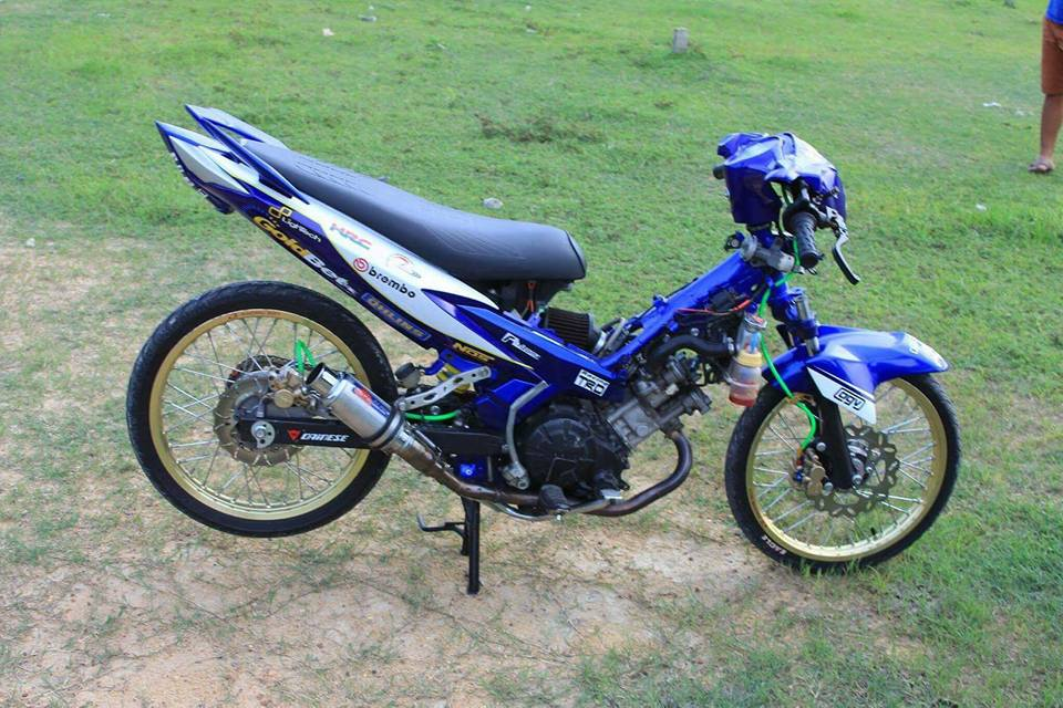 Tam huyet khong it do vao chiec Exciter 135 nay - 4