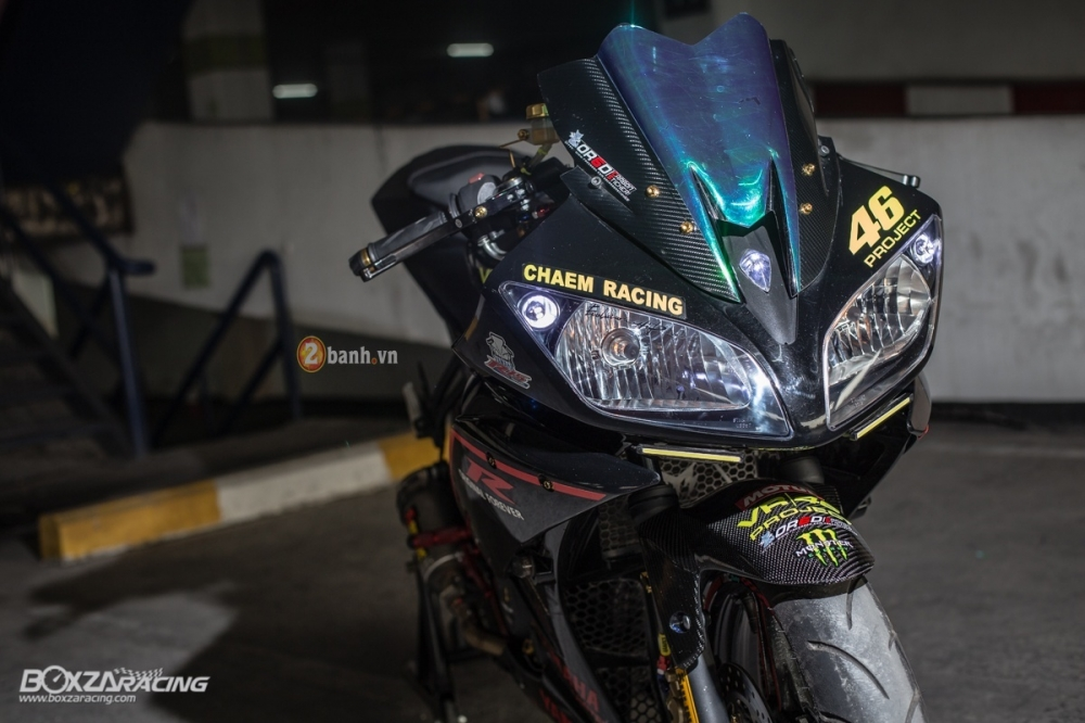 Yamaha R15 hut hon trong ban do cuc chat - 3