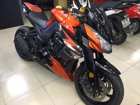 z1000 2012 cam den than thanhgia 260tr fix manh cho ACE nhanh gon le - 3