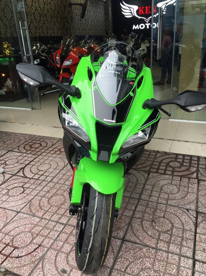 zx10r 2016 ABS chau au full optionsHQCNxe moi 100 hai quan co san - 2