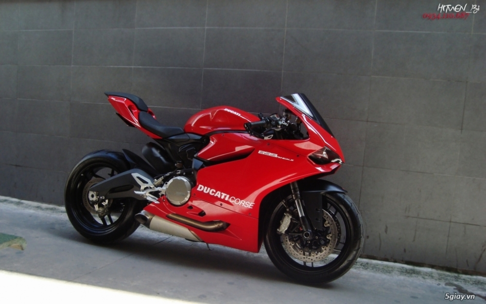 ___ Can Ban ___DUCATI 899 Panigale___ - 6