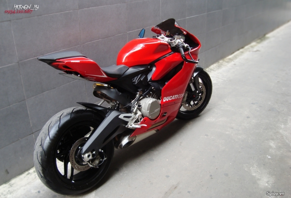 ___ Can Ban ___DUCATI 899 Panigale___ - 8