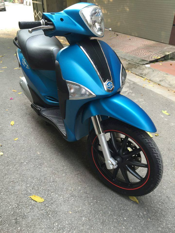Ban Piaggio Liberty S 125ie doi 2012 bs 29C 5 so moi gia 345 trieu cchu