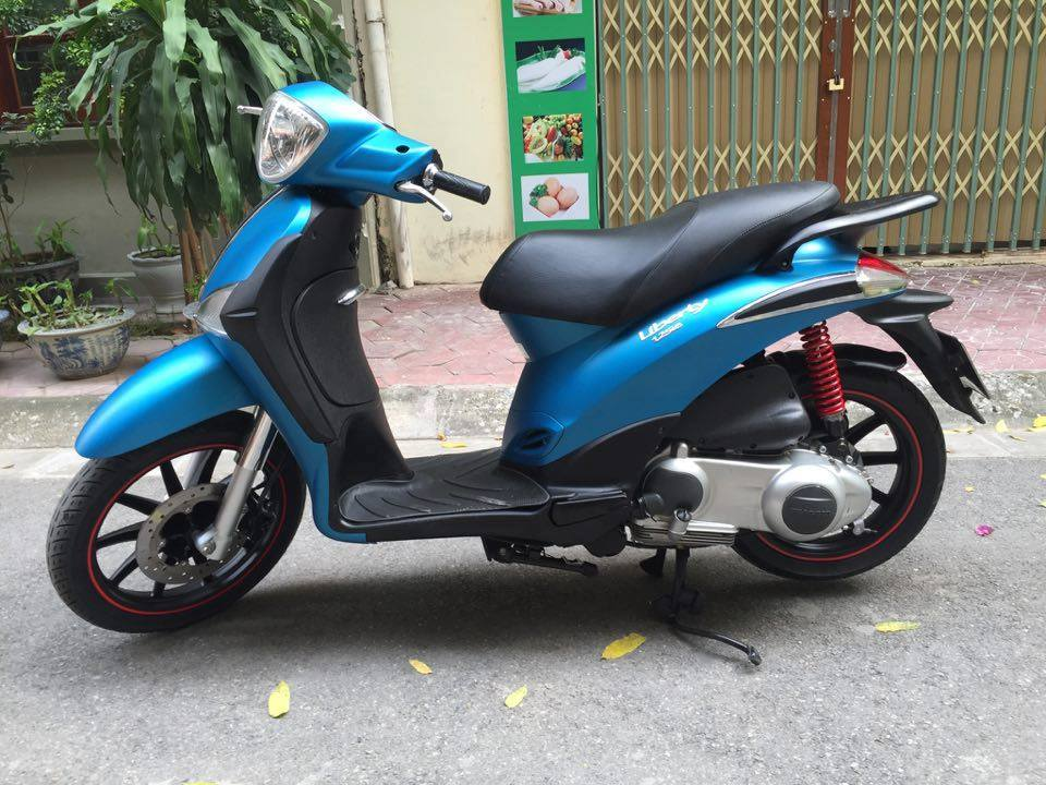 Ban Piaggio Liberty S 125ie doi 2012 bs 29C 5 so moi gia 345 trieu cchu - 3