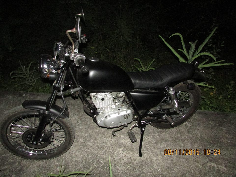 ban xe SU GN125 do Tracker - 4