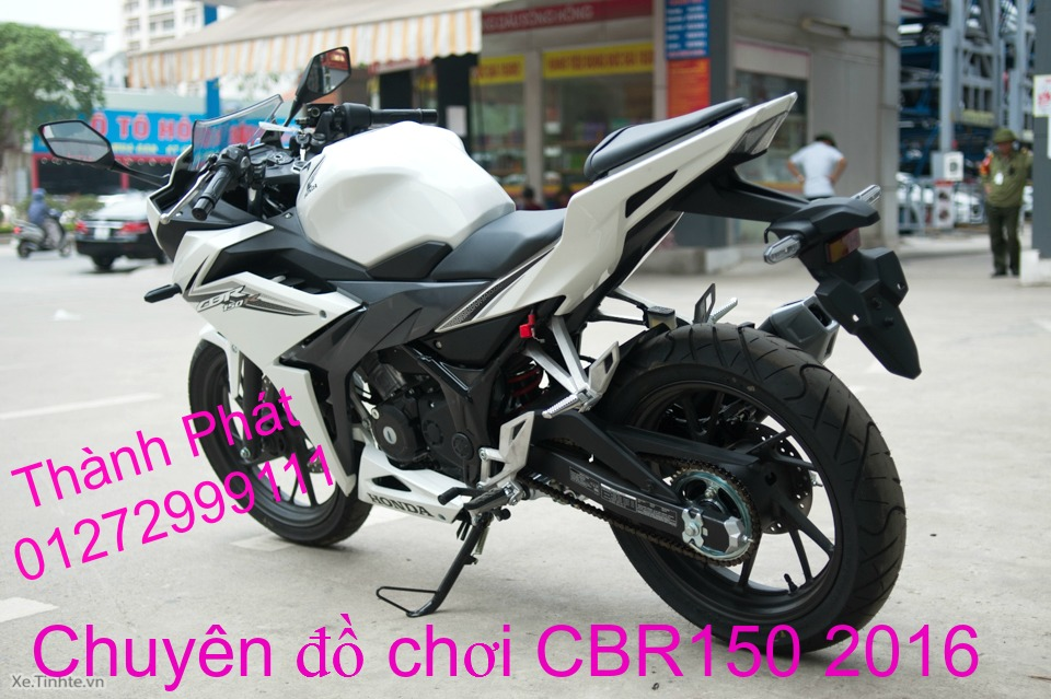 Chuyen do choi Honda CBR150 2016 tu A Z Up 21916 - 5