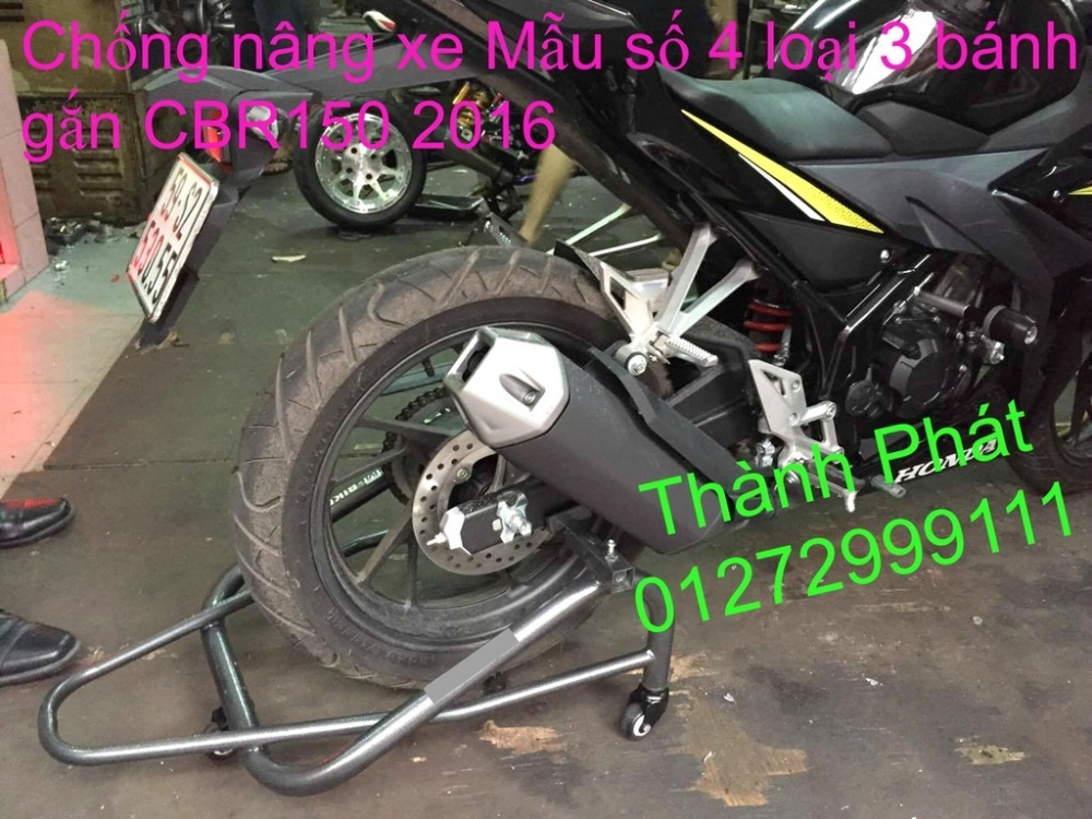 Chuyen do choi Honda CBR150 2016 tu A Z Up 21916 - 27