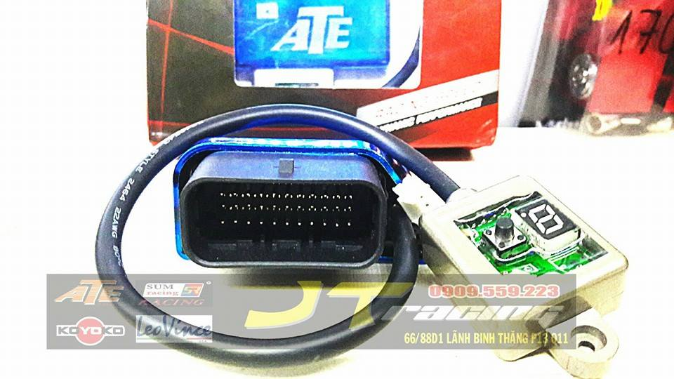 ECU ATE RACING EXCITER 150i FZ 150i - 3