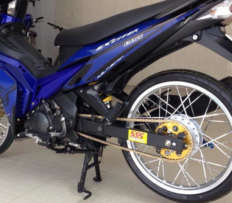 Exciter 135 don gian gon nhe - 3