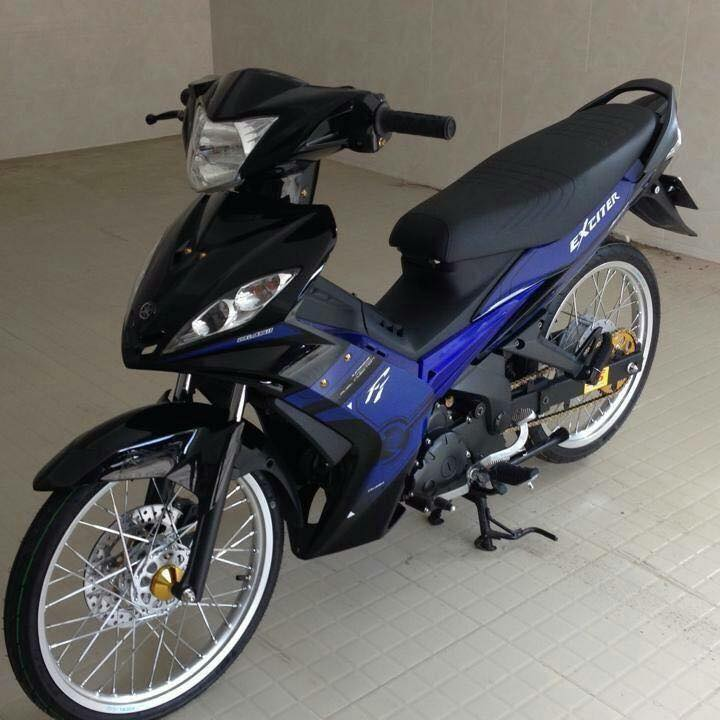 Exciter 135 don gian gon nhe - 5
