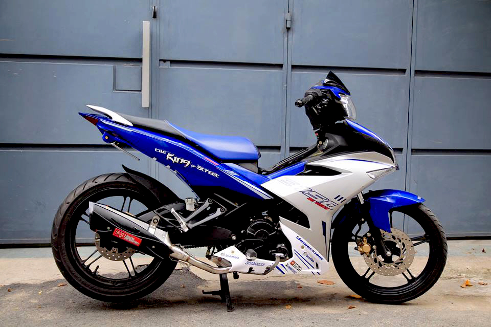 Exciter 150 thay doi nhe tao an tuong manh