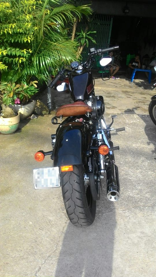 Harley Davidson Forty Eyght 2015 ABS - 2