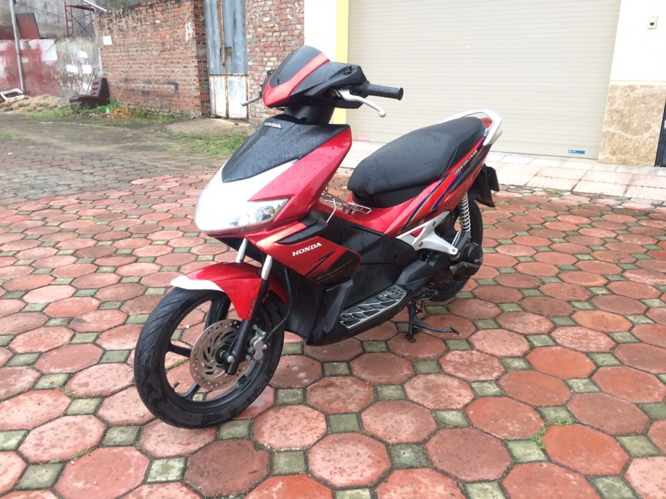 Honda Airblade doi 2009 mau Do Den bien so 29S124769