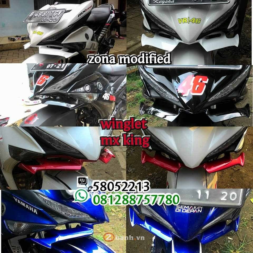 Hot Canh gio khi dong hoc cho Exciter 150 - 4
