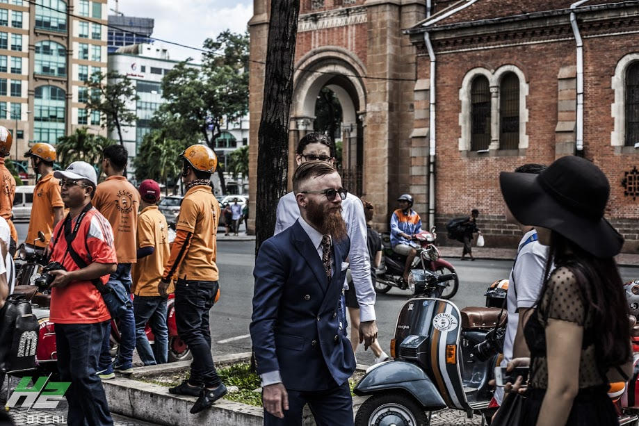 Le hoi Nhung Quy Ong Chay xe Motor 2016 The Distinguished Gentlemans Ride - 7