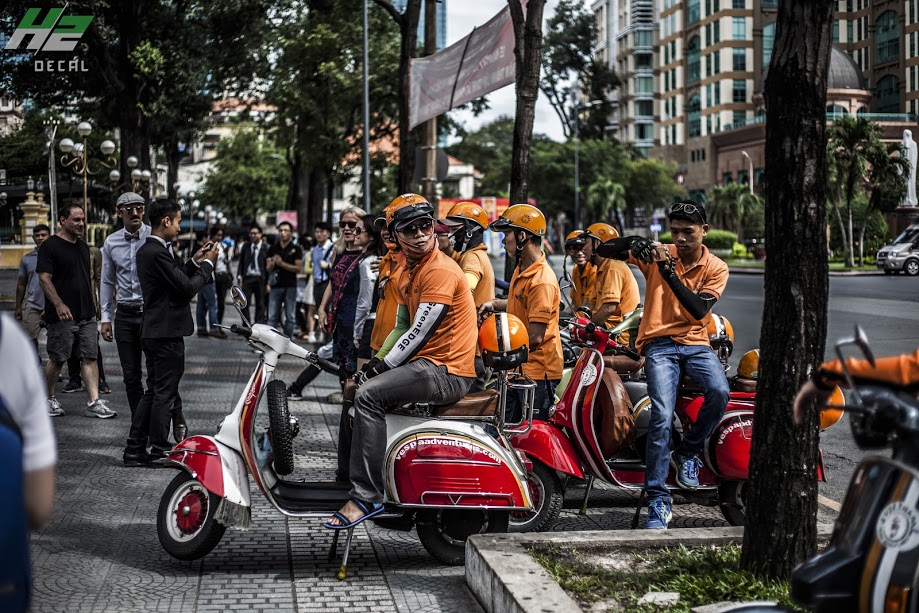 Le hoi Nhung Quy Ong Chay xe Motor 2016 The Distinguished Gentlemans Ride - 9