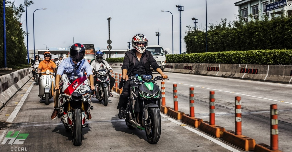 Le hoi Nhung Quy Ong Chay xe Motor 2016 The Distinguished Gentlemans Ride - 11