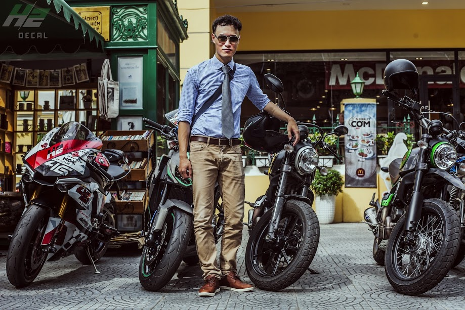 Le hoi Nhung Quy Ong Chay xe Motor 2016 The Distinguished Gentlemans Ride - 15