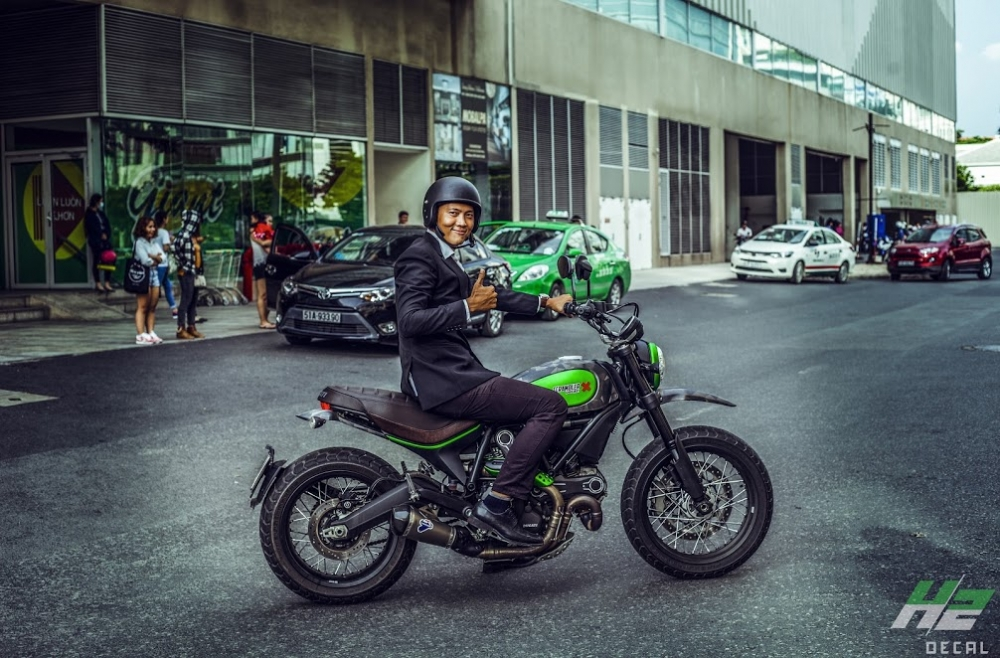 Le hoi Nhung Quy Ong Chay xe Motor 2016 The Distinguished Gentlemans Ride - 19
