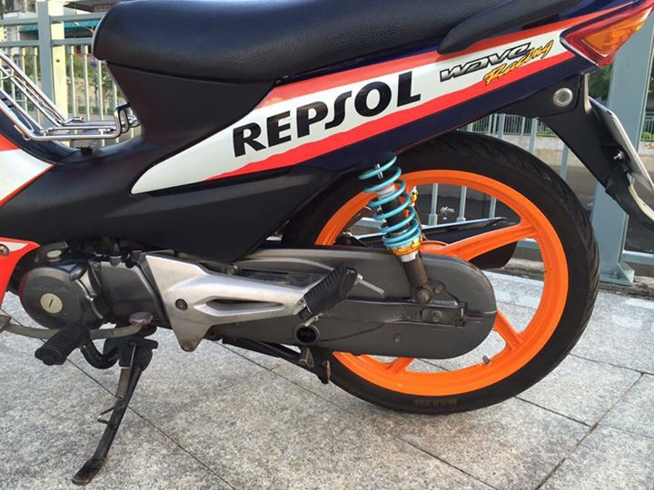 Wave Repsol 2007 do heo Brembo va len do choi kha chuan - 5