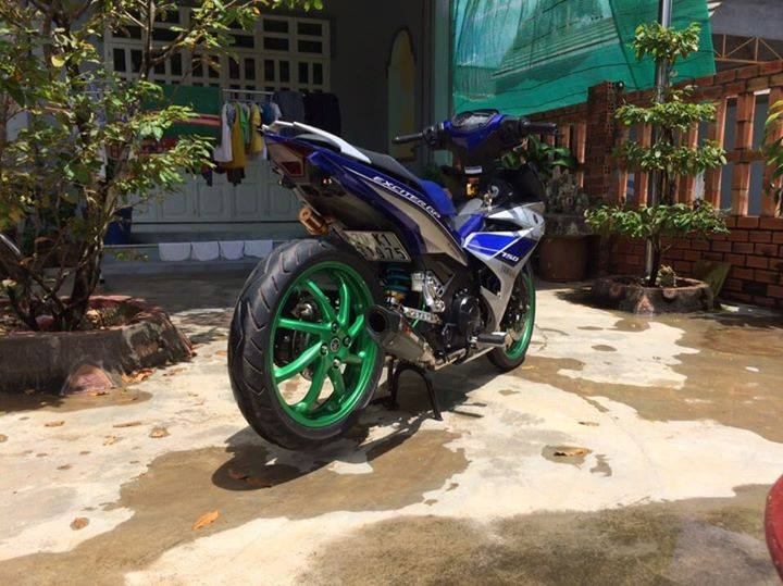 Yamaha Exciter do gap N them vai thu cu nhu moto - 4