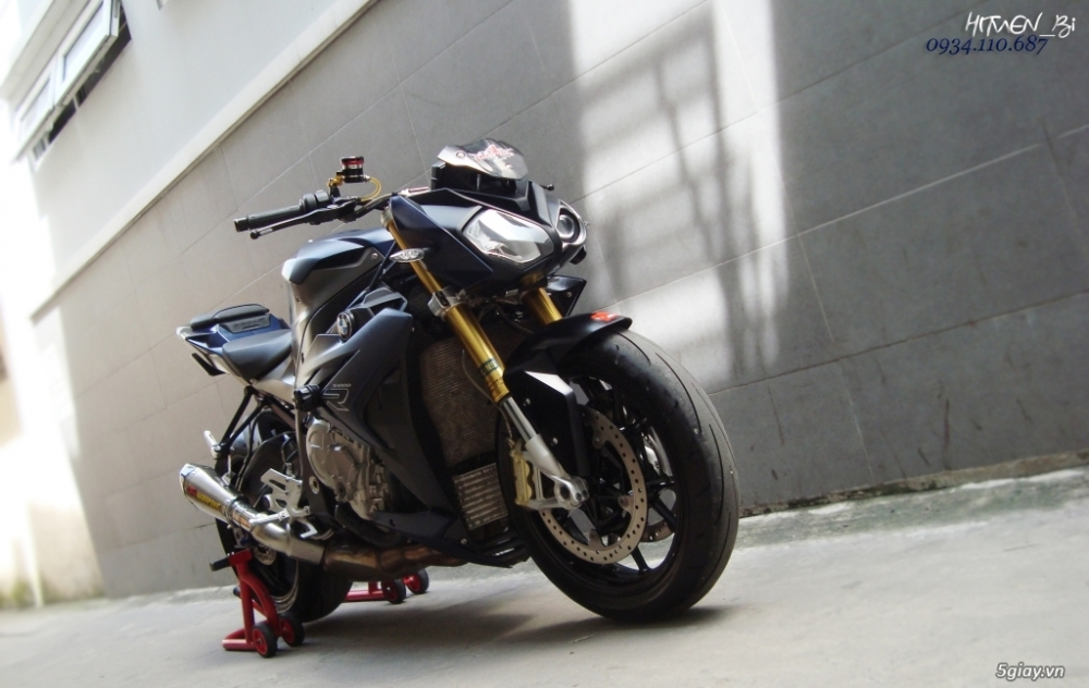 ___ Can Ban ___BMW S1000R ABS Model 2015___