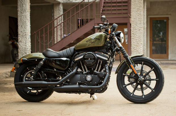 Ban HarleyDavidson Iron 883 Forty Eight 2016 100 HQCN