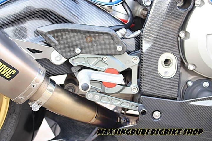 BMW HP4 voi net dep day xa xi cua dan choi Thai - 6