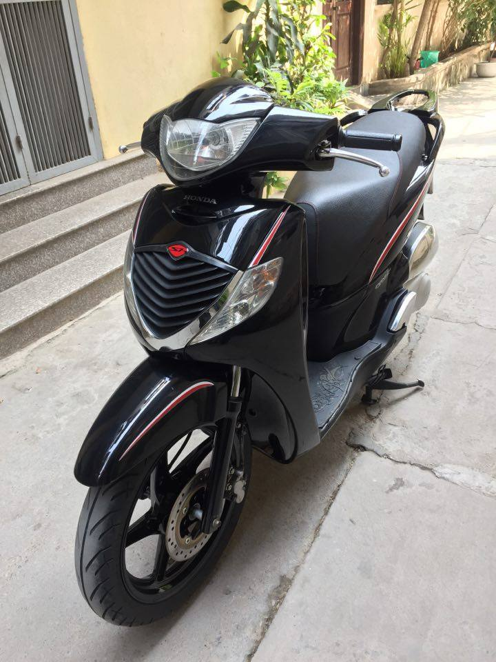 Can ban Honda Sh 150i den Sport doi 2009 bien HN 5 so con moi nguyen ban it dung 70tr - 4