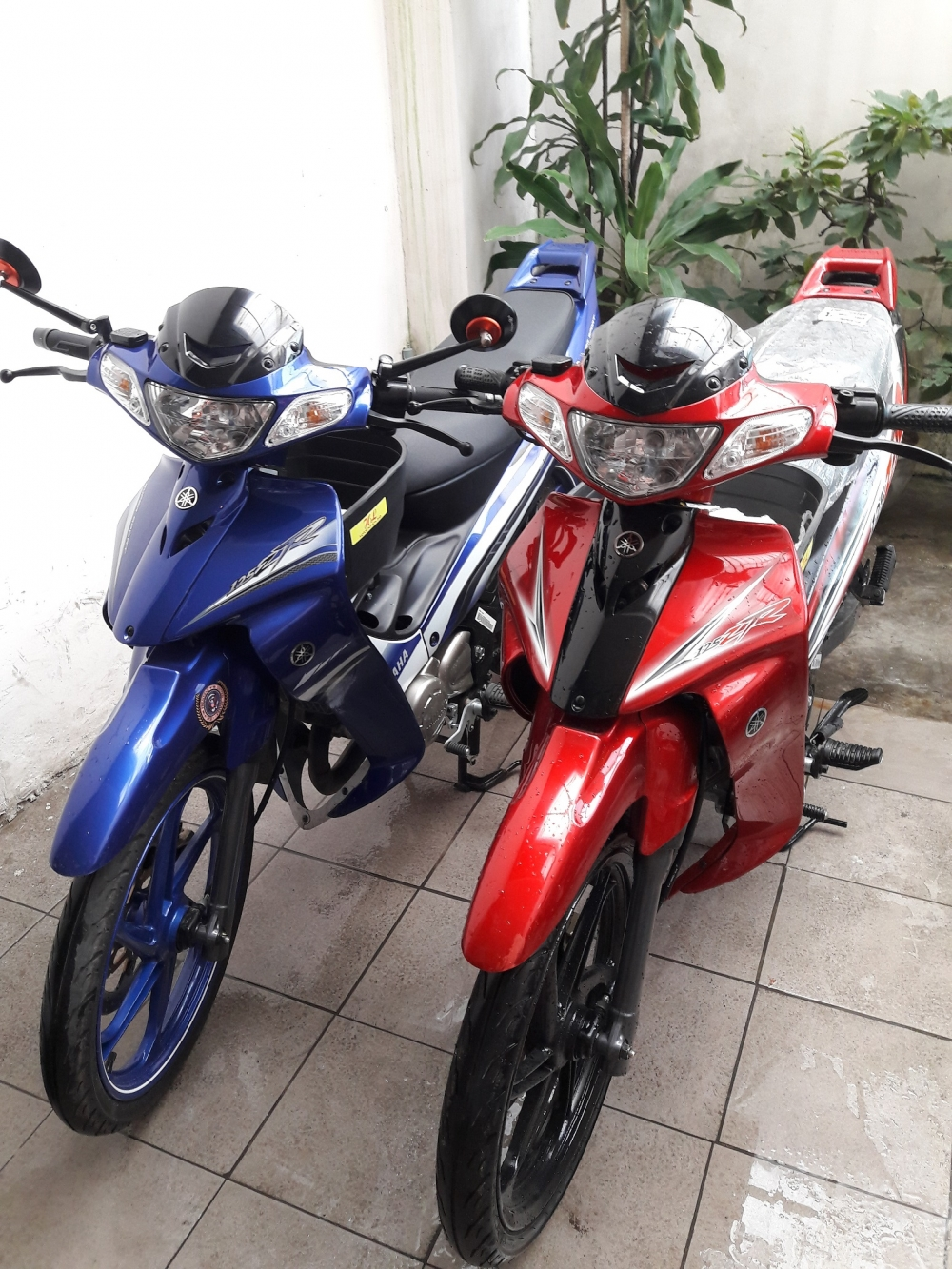 Can ban Yamaha 125ZR Ya Z super sport 2016 500kms cavet so dep 8 nut - 6