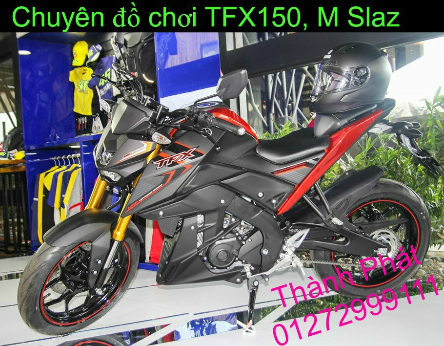 Do choi cho Yamaha TFX150 M Slaz tu A Z Gia tot Up 29102016