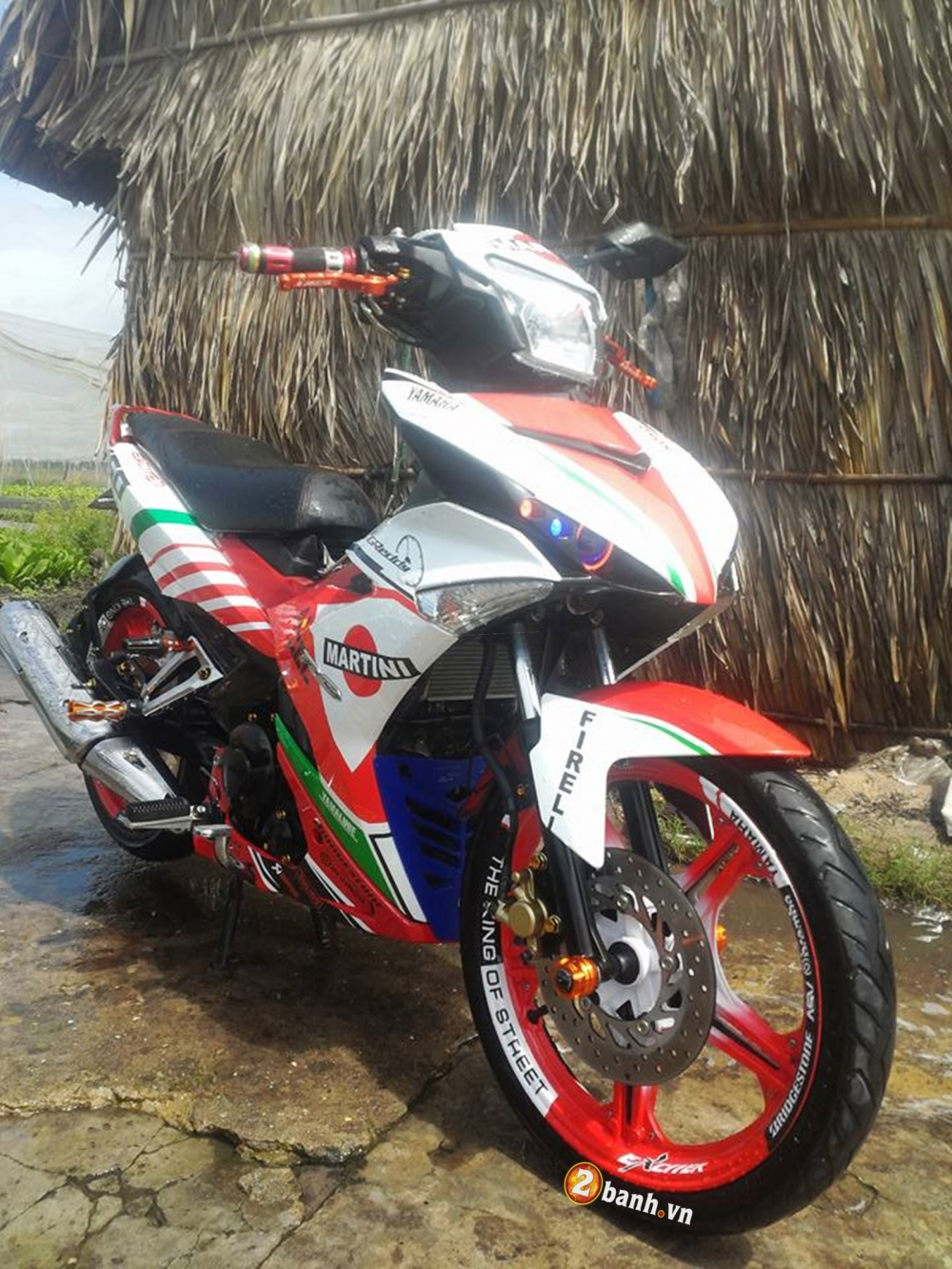 Exciter 150 nha tranh don nhe