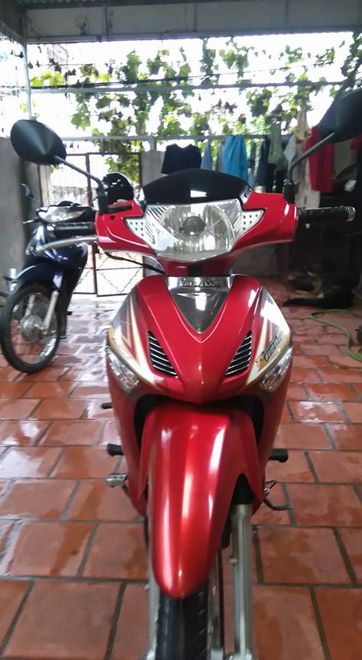 Honda future neo do den chinh chu