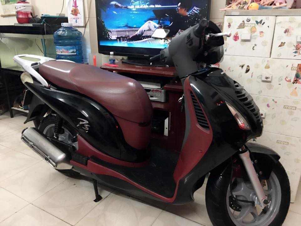Honda PS 150i mau den thung do chinh chu bstp - 3