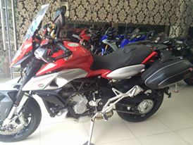 MotorKen can ban 2 e stradale 800cc xe thung chua no may chua do xang