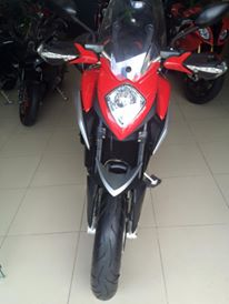 MotorKen can ban 2 e stradale 800cc xe thung chua no may chua do xang - 3